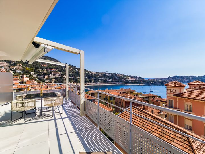 Apartment in city Villefranche Sur Mer