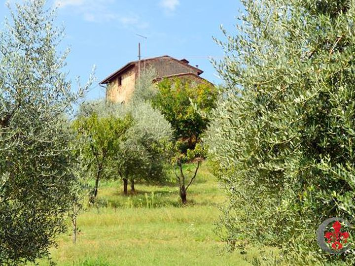 Detached house in city Montepulciano