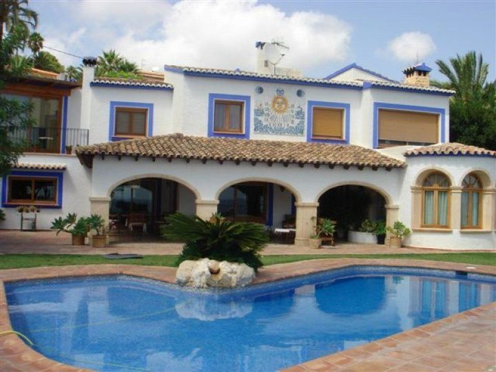 Villa in city Calp