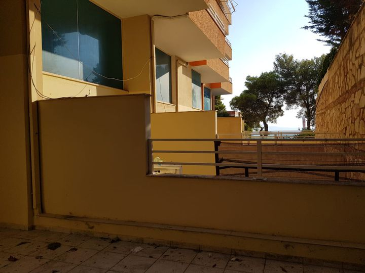 Duplex in city Sarande