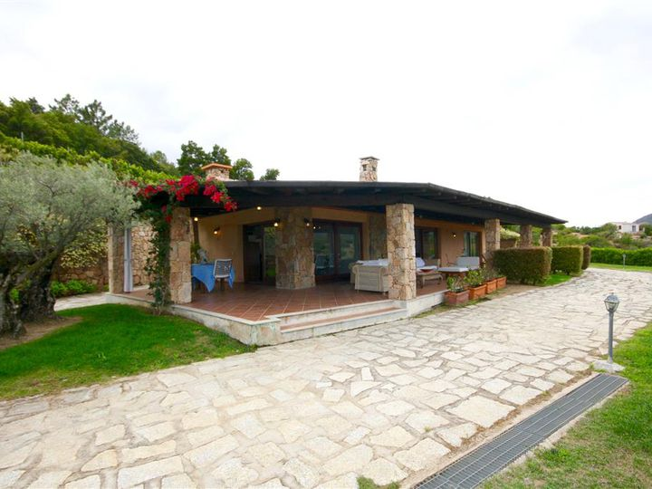 Villa in city Olbia