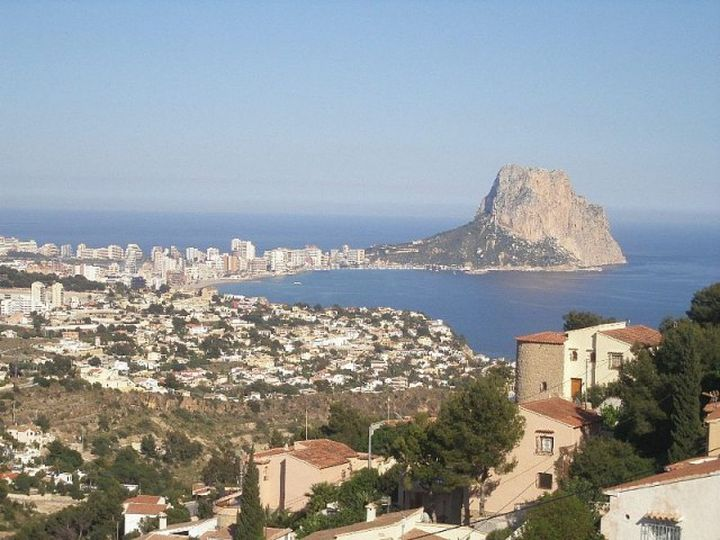 Land in city Calp