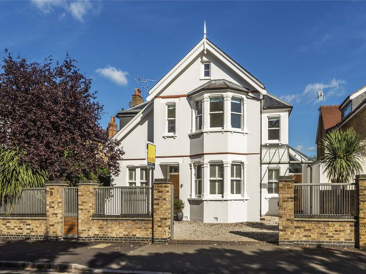 House in city Teddington