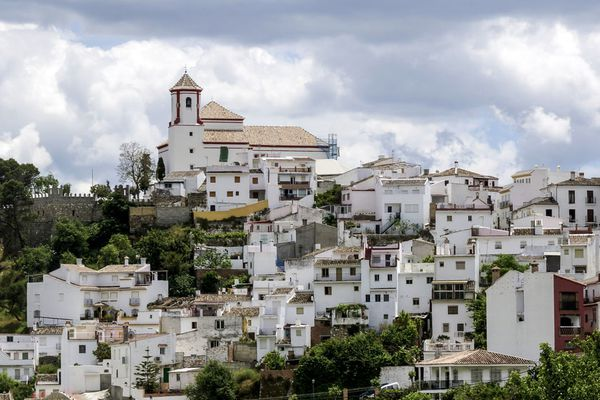 Property prices in Spain hit record low
