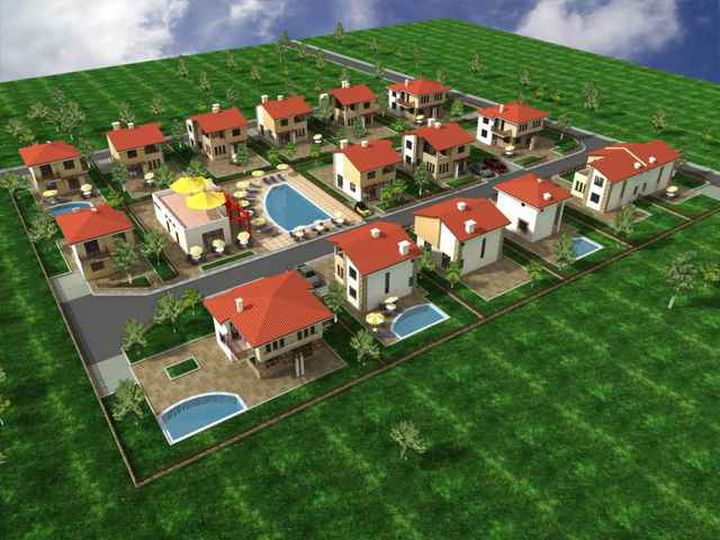 Land in city Pomorie