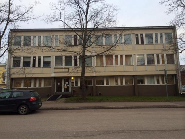 Apartment house in city Hamina