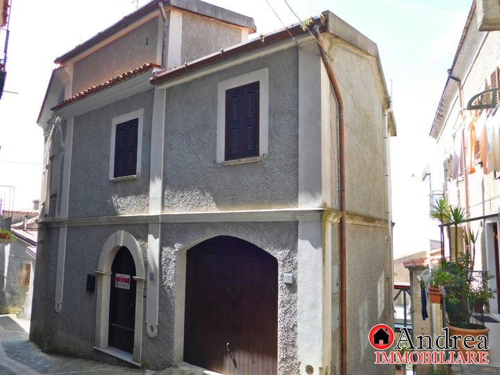Detached house in city Santa Domenica Talao