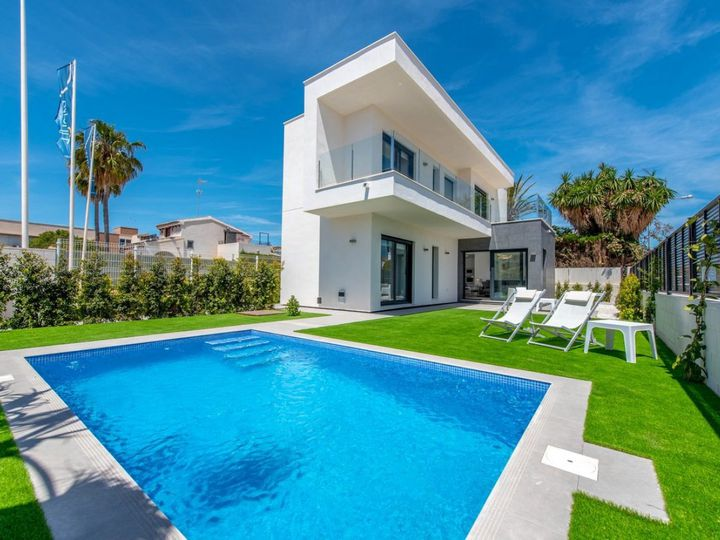 Villa in city San Javier