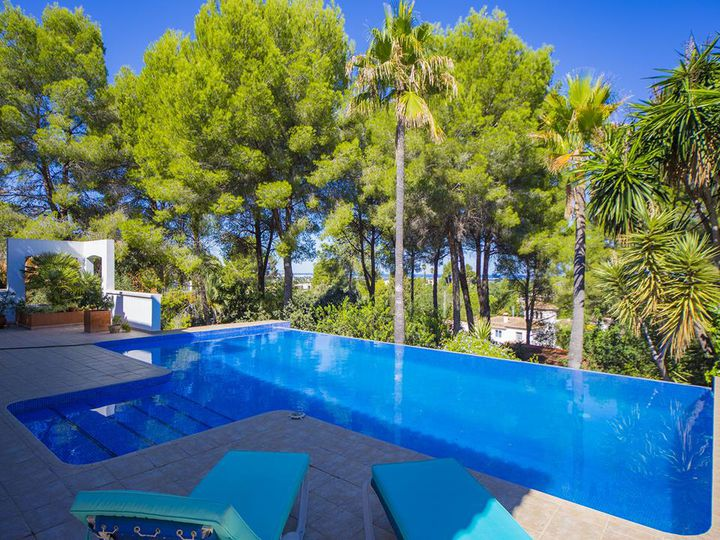 Villa in city Denia