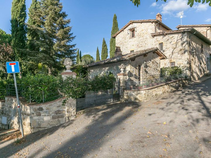 Detached house in city Gaiole in Chianti