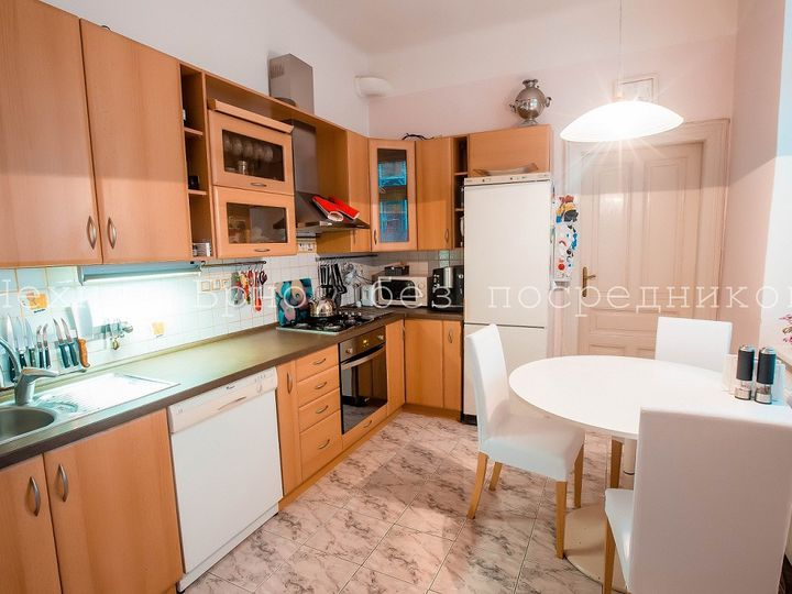 Apartment in city Brno