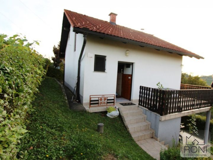 Detached house in city Ptuj