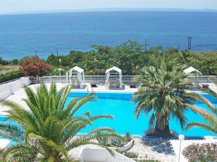 Hotel in city Sithonia