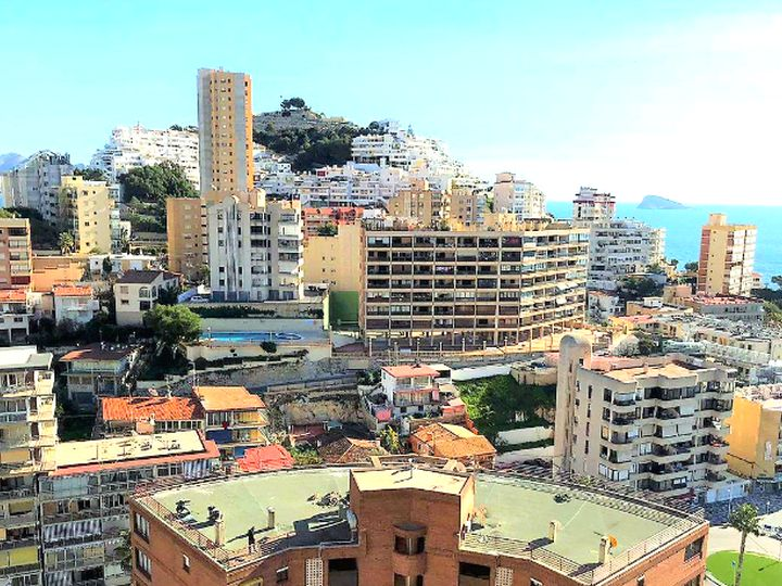 Apartment in district La Cala in city Benidorm