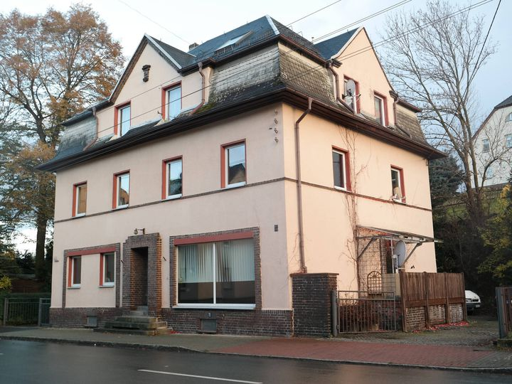 Apartment house in city Oelsnitz (Vogtland)
