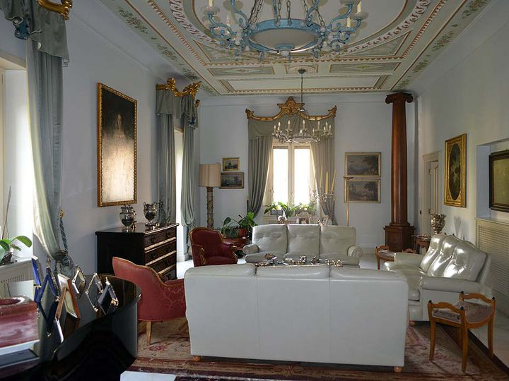 Apartment in city Rome