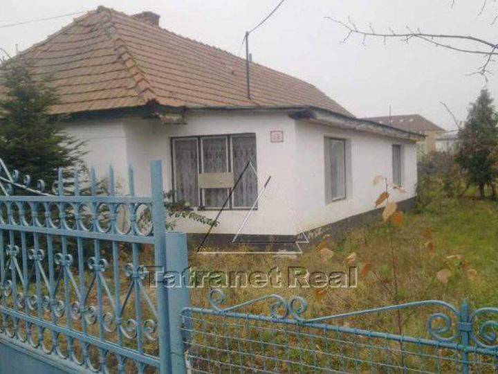 Detached house in city Trebisov