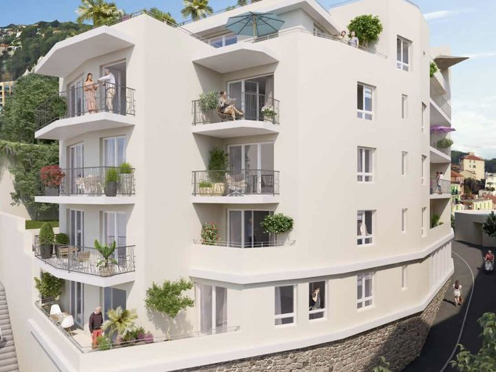 Apartment in city Beausoleil