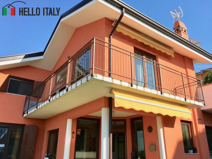 Villa in city Muggia