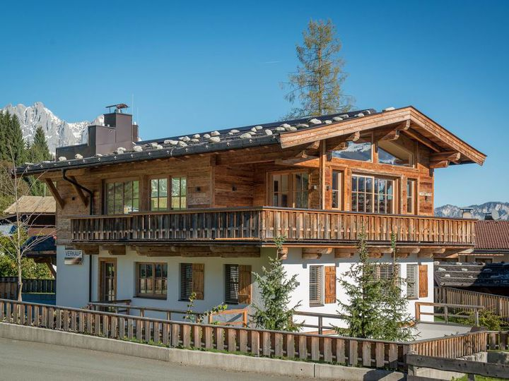 Chalet in city Kitzbuhel