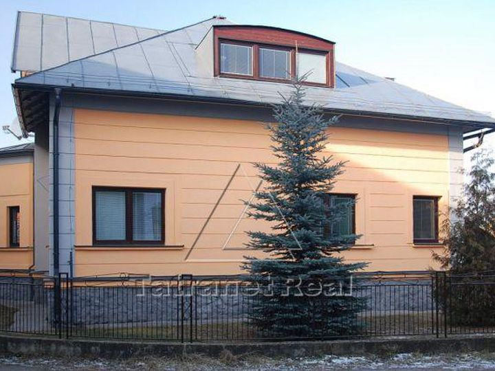 Detached house in city Liptovsky Mikulas