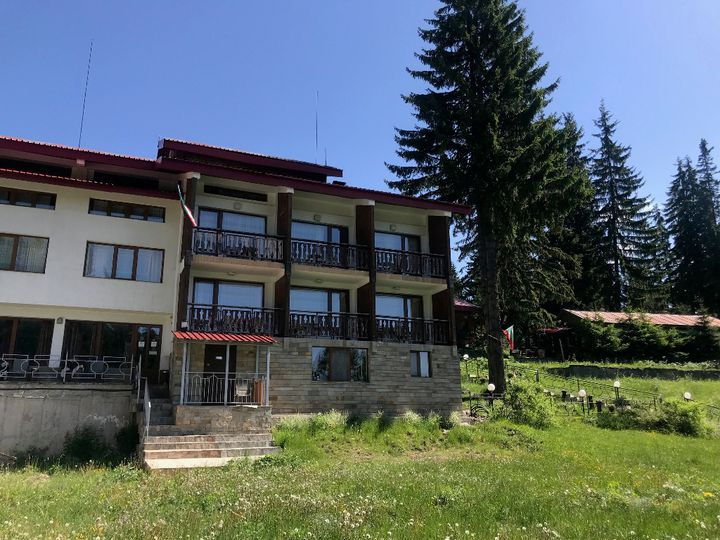 Hotel in city Pamporovo