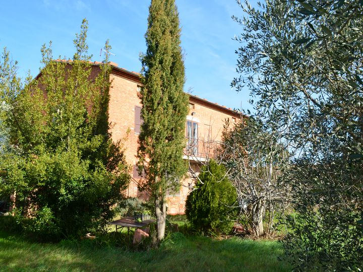 House in city Pienza