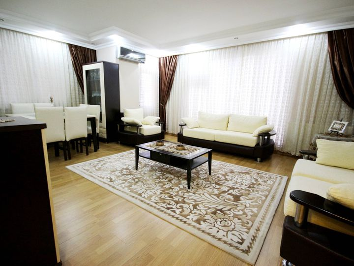 Apartment in district Bahçelievler in city Istanbul
