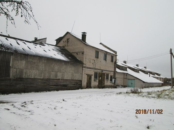 Storage in city Rokishkis