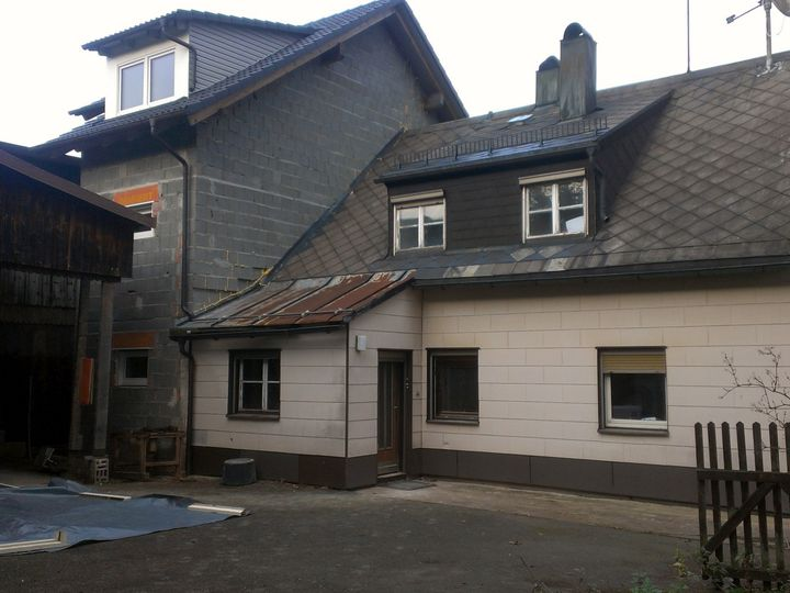 Detached house in city Nagel