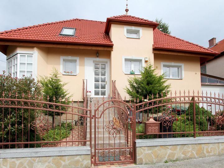House in city Heviz