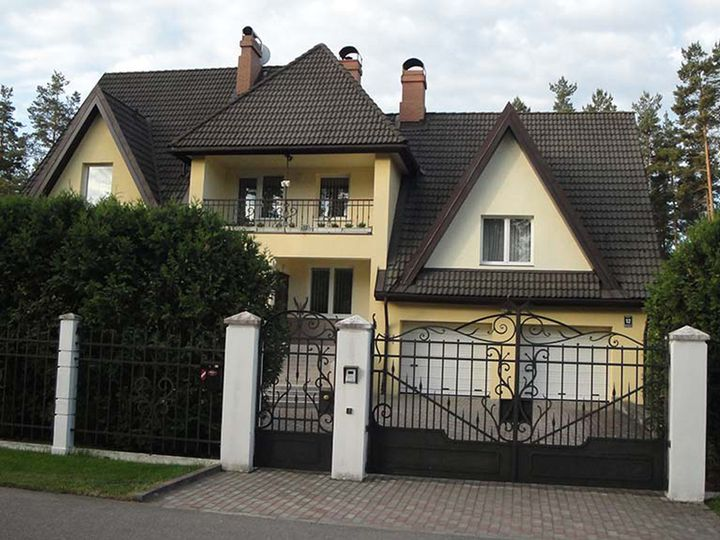 Villa in city Berģi