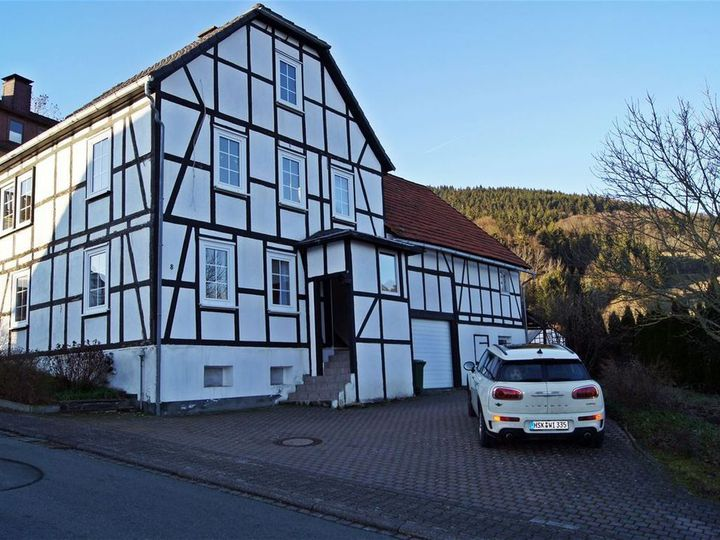 Detached house in city Winterberg