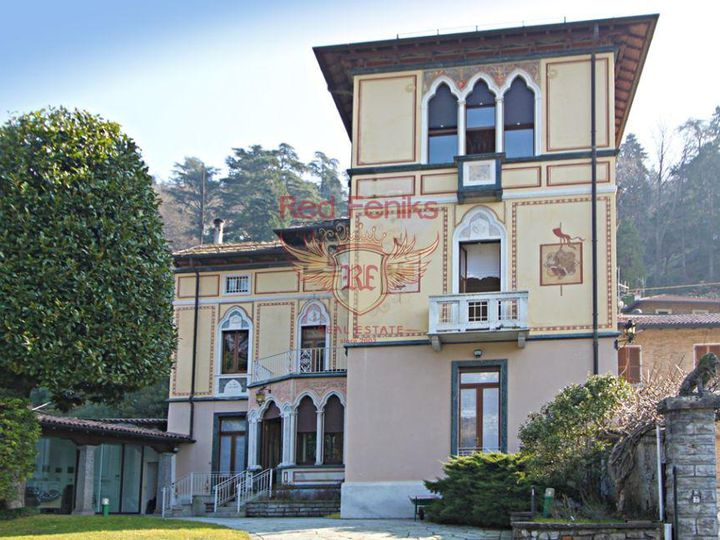 Villa in city Moltrasio