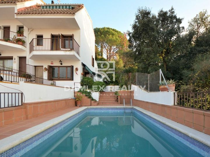 Townhouse in city Tossa de Mar