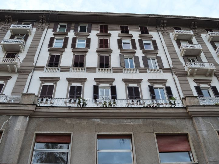 Penthouse in city La Spezia