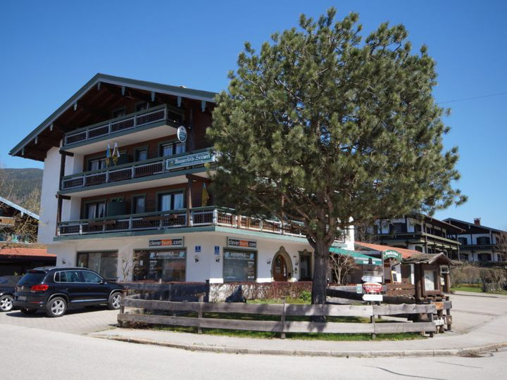 Hotel in city Inzell