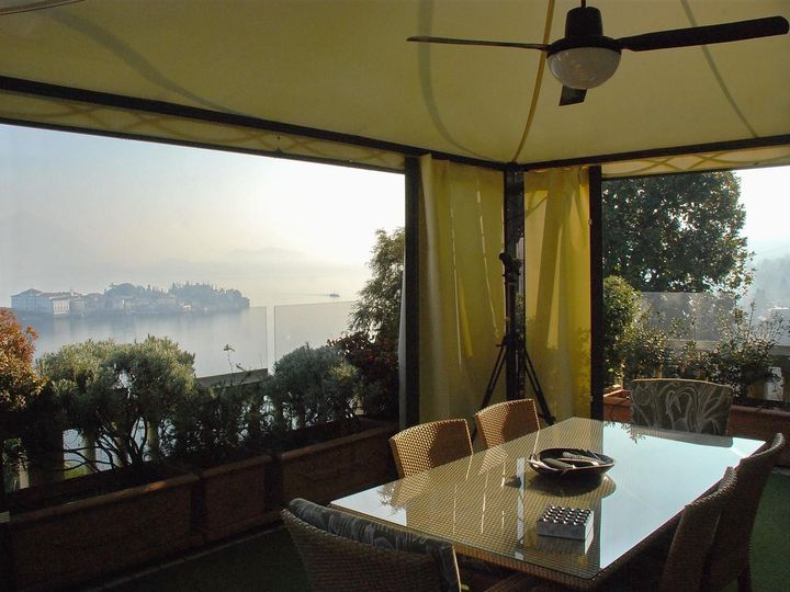 Apartment in city Baveno