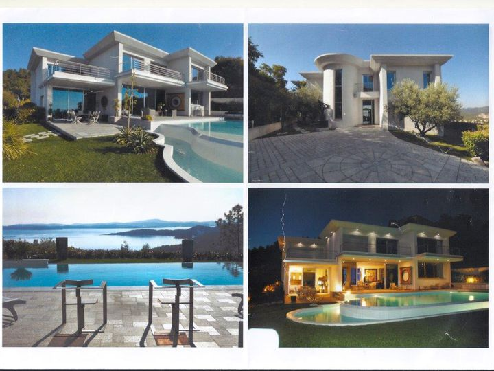 Villa in city Roquebrune-Cap-Martin