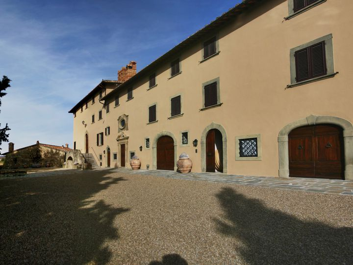 Apartment in city Gaiole in Chianti