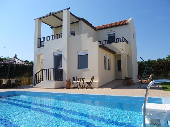Villa in city Maleme