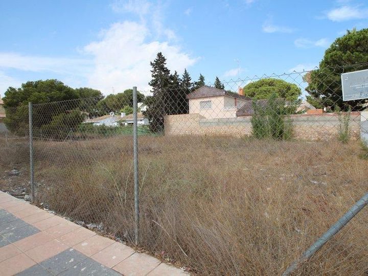 Land in city Dehesa de Campoamor