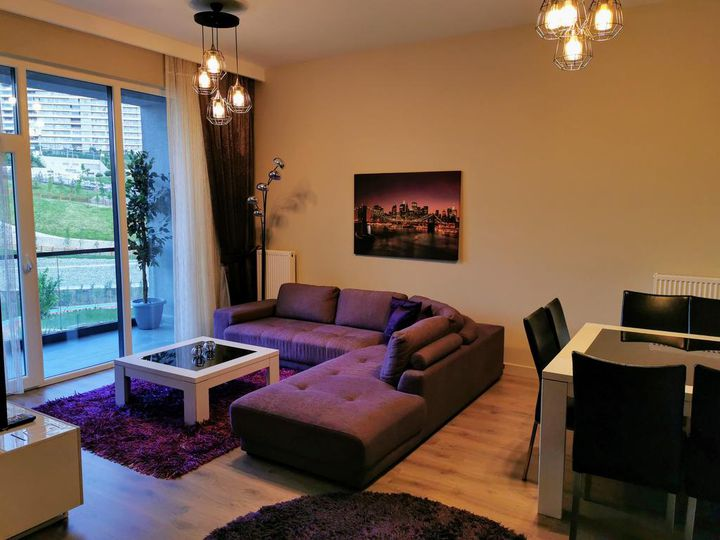 Apartment in city Istanbul