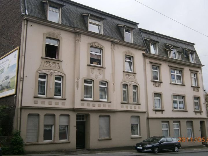 Apartment house in city Wuppertal