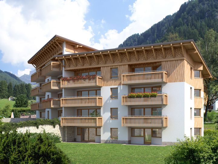 Apartment in city Bolzano