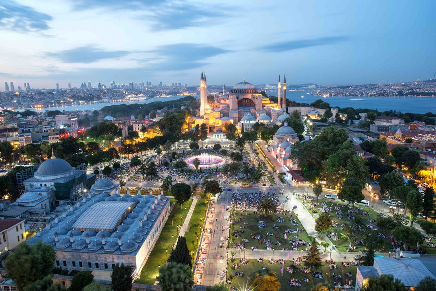 Foreign buyers return to the Turkish market