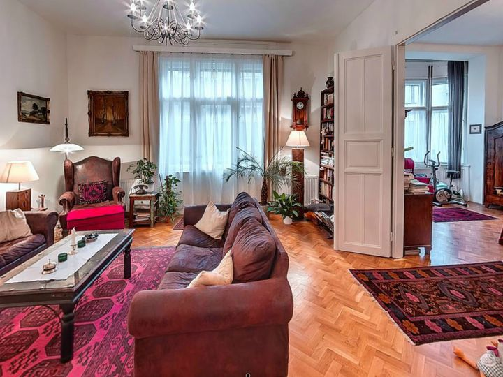Apartment in district Budapest I in city Budapest
