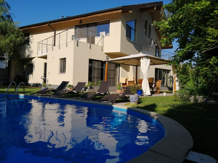 Villa in city Bucharest