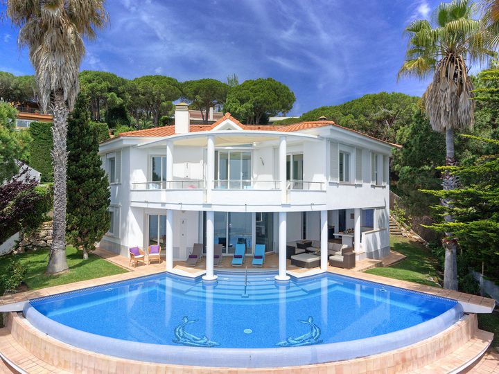 Detached house in city Lloret de Mar