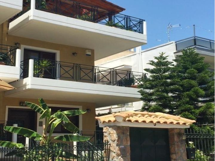 Villa in city Athens